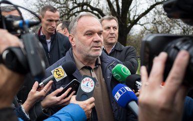 Ante Todorić, voditelj Zagrebačkih cesta (Foto: Davor Puklavec/PIXSELL)