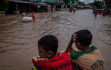 Poplave u Indoneziji (Foto: Getty Images)