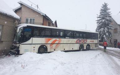 Prometna nesreća u Đakovu (Foto: DNEVNIK.hr) - 1