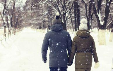 Par u šetnji