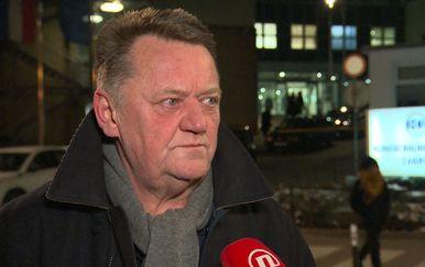 Milivoj Novak, pomoćnik ravnatelja KBC-a Zagreb (Foto: Dnevnik.hr)