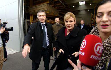 Predsjednica Kolinda Grabar-Kitarović (Foto: Dnevnik.hr) - 1