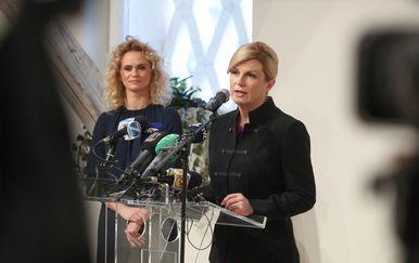 Predsjednica Kolinda Grabar-Kitarović (Foto: Robert Anic/PIXSELL)