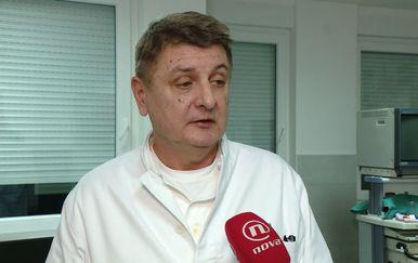 Dr. med. Boško Desnica (Foto: Dnevnik.hr)