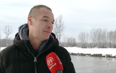 Vatrogasci spasili psa (Foto: Dnevnik.hr) - 1