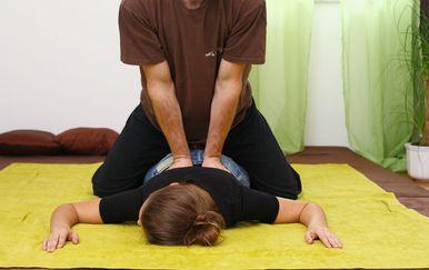 Japanska manualna terapija specijalnost je terapeuta Alena Novakovića