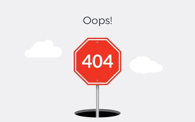 Ilustracija greška 404 (Foto: Getty Images)
