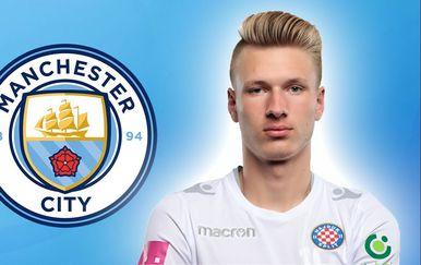 Ante Palaversa u Manchester Cityju (Credit: City Watch)