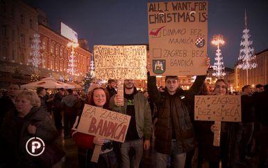 Prosvjed protiv Bandića