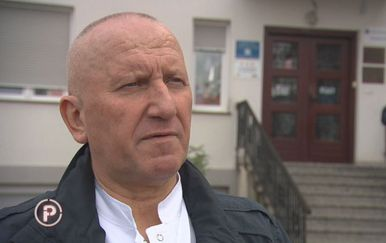 Boro Nogalo, bivši ravnatelj Dječje bolnice Srebrnjak