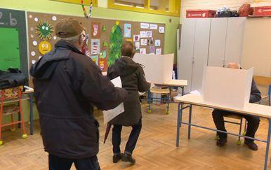 Glasanje, ilustracija - 1