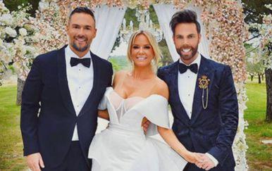 Tko se sve od naših slavnih vjenčao u protekloj godini - 8