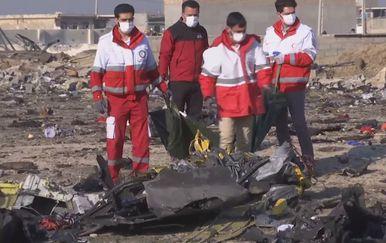 Srušio se avion od Irana do Ukrajine: Svi putnici poginuli - 6