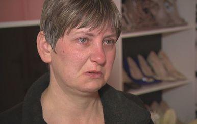 Vesna Krupljan, majka ubijene Kristine Krupljan