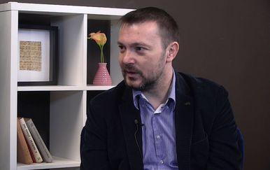 Arsen Bauk u intervjuu za DNEVNIK.hr