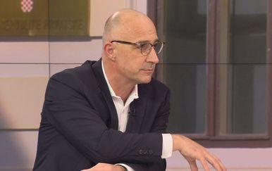 Predsjednik HNS-a Ivan Vrdoljak