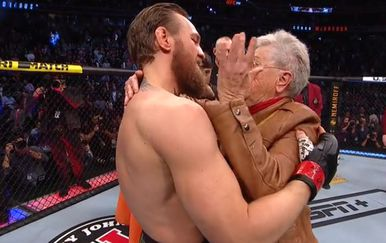 Cerroneova baka špota McGregora