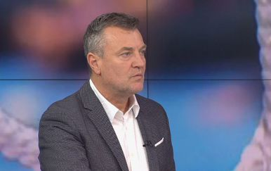 Ivica Obrvan u Dnevniku Nove TV