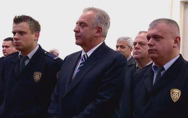 Ivo Sanader na suđenju - 2