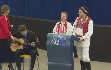 Mladi preuzeli Europski parlament - 5