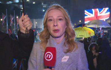 Slavlje na ulicama Londona zbog Brexita - 4