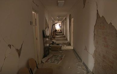 Šteta od potresa u Zaprešiću - 2