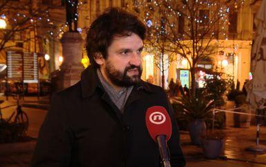 Boris Jokić, ravnatelj Instituta za društvena istraživanja