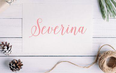 Severine slave imendan 8. siječnja i 2. rujna