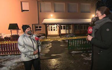 Valentina Vujnović, ravnateljica OŠ Ivan Goran Kovačić u Gori, i Ivana Pezo Moskaljov