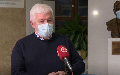 Zvonimir Šostar, ravnatelj Nastavnog zavoda za javno zdravstvo Dr. Andrija Štampar
