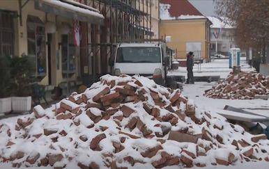 Stanje u Sisku nakon potresa - 2