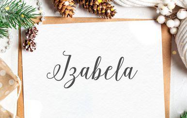 Izabele slave imendan 18. siječnja