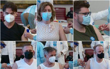 Cijepljenje u Saboru