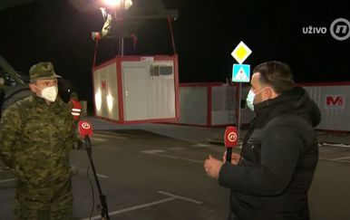 Andrija Jarak i Tihomir Kundid: Kontejnersko naselje - 1
