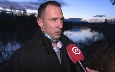Ratko Vujić iz Županijske uprave za ceste Sisačko-moslovačke županije
