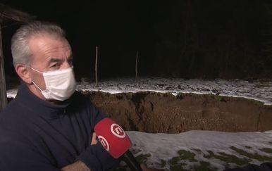 Neven Tomašević, stanovnik Mečenčana