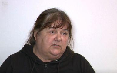 Ajka Crvelin, majka i supruga poginulih vatrogasaca