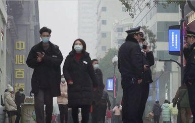 Godišnjica lockdowna u Wuhanu - 1