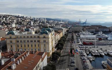 Život u Hrvatskoj: Rijeka - 4