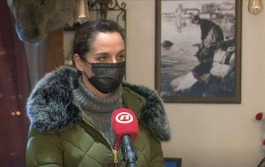 Jelena Tabak, predsjednica Nacionalne udruge ugostitelja