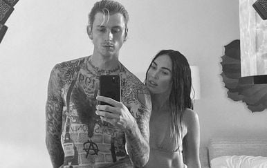 Megan Fox i Machine Gun Kelly