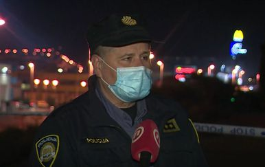 Ivica Kostanić, načelnik policijske uprave Šibensko-kninske županije