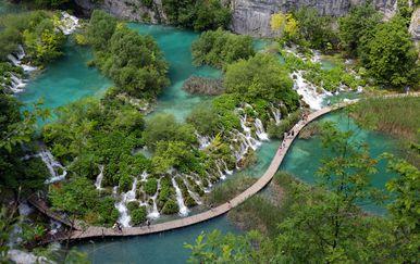 Plitvička jezera (Foto: Borna Filic/PIXSELL)