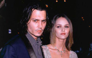 Vanessa Paradis Johnny Depp (Foto: Profimedia)