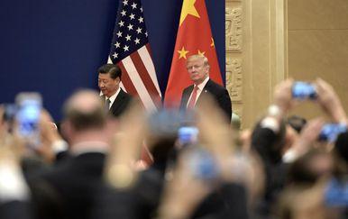 Američki i kineski predsjednik (Foto: AFP)