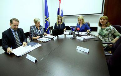 Povjerenstvo za odlučivanje o sukobu interesa (Foto: Zarko Basic/PIXSELL)