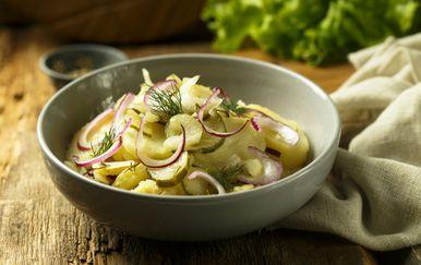 Krumpir-salata