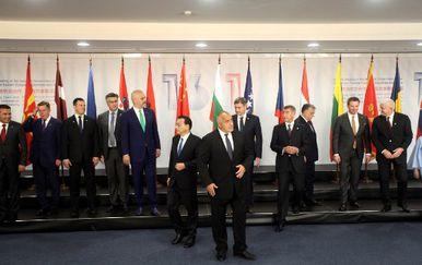 Kinesko-europski poslovni forum (Foto: AFP)