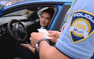 Policija na prometnicama (Foto: Dnevnik.hr) - 3