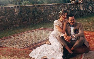 Marko Tolja, Ana Ivančević (FOTO: Instagram)